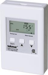 Tekmar Control Systems, Inc. 256 Boiler Control 256 - One Stage Boiler