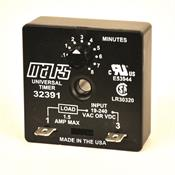 MARS - Motors & Armatures, Inc. 32391 MARS Solid State Timers Delay on Make