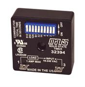 MARS - Motors & Armatures, Inc. 32394 Solid State Timer, Delay on Make