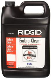 Ridge Tool Co. 32808 1 GAL EDURA-CLEAR THRD CUT OIL