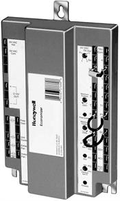 Honeywell, Inc. W7215B1004 Enhanced Economizer Logic Modules, 2-10 Vdc to Actuator