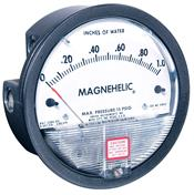 Dwyer Instruments, Inc. 2320 Series 2000 Magnehelic® Differential Pressure Gages