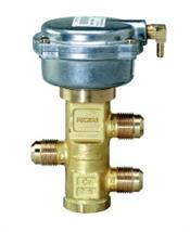 "Siemens Building Technologies 6560009 Valve Assembly 1/2"" Line Size 3-Way Water Mixing (25 Cv)"