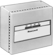 Honeywell, Inc. 14004756005 Satin Chrome Cover for Dual Thermostats