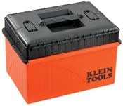 Klein Tools, Inc. 54705 HI-VIZ Slide-Top Tool Box