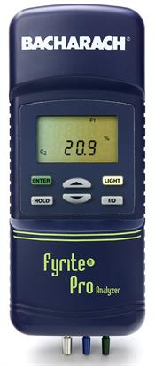 Bacharach, Inc. 00248105 Fyrite Pro 125: Combustion Analyzer