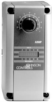 Johnson Controls, Inc. A350PS1C Sys350 Electronic Temp Control - Prop