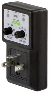 ASCO Power Technologies 272839001 Adjustable Electronic Timer
