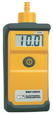 Universal Enterprises, Inc. (UEI) EM100A EM100A Electronic Manometer, Digital Pressure Meter