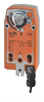 Belimo Aircontrols (USA), Inc. AFB24SR Damper Actuator