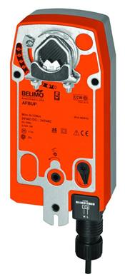 Belimo Aircontrols (USA), Inc. AFBUP Spring ret. Act..24...240V, 20Nm, 95°