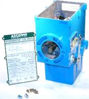 ASCO Power Technologies AH2D102S4 Actuator 120V Proof of Closure Slow Opening w/Damper Shaft