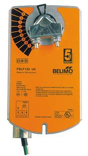 "Belimo Aircontrols (USA), Inc. FSLF24 35""# 2-POS 24V F/S DAMP ACTUAT"