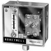 Honeywell, Inc. L4079B1033 Honeywell Pressuretrol SPST 2-15# break on rise ma