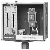Honeywell, Inc. L4079B1041 Honeywell Pressuretrol SPST 10-150# break on rise