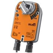 "Belimo Aircontrols (USA), Inc. LF24S Belimo actuator spring return 24V 35#"" open/close W/switch"