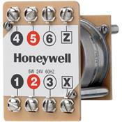 Honeywell, Inc. MSTN Motor Switch Terminal (MSTN); Damper Actuators AOB