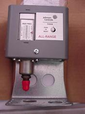 Johnson Controls, Inc. P170DA1C Pressure Control; High Pressure