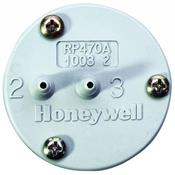 Honeywell, Inc. RP470A1003 Pneumatic Three-Port Selector Relay, Panel, In-Line or Wall Mount