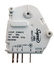 Sealed Unit Parts Company, Inc. (SUPCO) SPG1401GE Supco Defrost Timer
