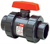 Hayward Industrial Products, Inc. TB1300T 3 T PVC TRUE UNION BALL VALVE