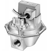 Honeywell, Inc. V8944B1019 1 inch Diaphragm Gas Valve, 24 Vac