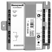 Honeywell, Inc. W7210D1005 Solid State Economizer Logic Module, Two SPDT, One 2-10 Vdc