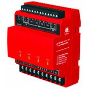 Honeywell, Inc. AQ15740B ZONING MODULE FOR 4 ZONES OF 4-WIRE VALVES (WITH END SWITCHCES)
