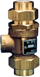 Watts Regulator Co. 0061888 3/4F Inlet x 3/4F Outlet Dual Check Valve W/ Intermediate Atmospheric Vent