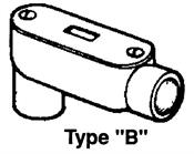 "Monti & Associates, Inc. Div. of MA-Line MAE59 1/2"" Conduit locknuts fully reversible"