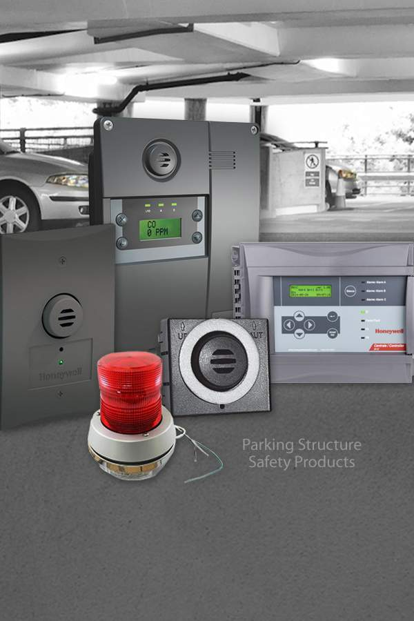 Parking Structure Safety Products