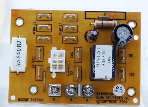 Modine Manufacturing 5H0781260001 5H0781260001 Control Board