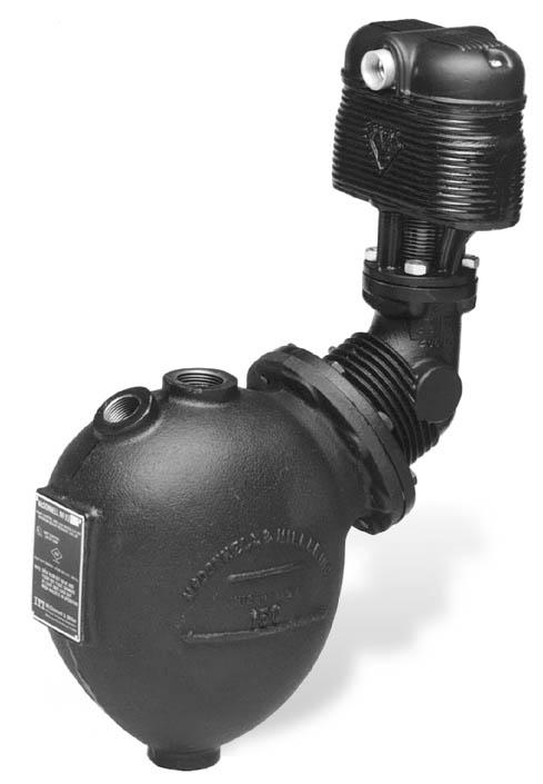 Itt Mcdonnell Miller 93m 162500 Low Water Cut Off Boiler
