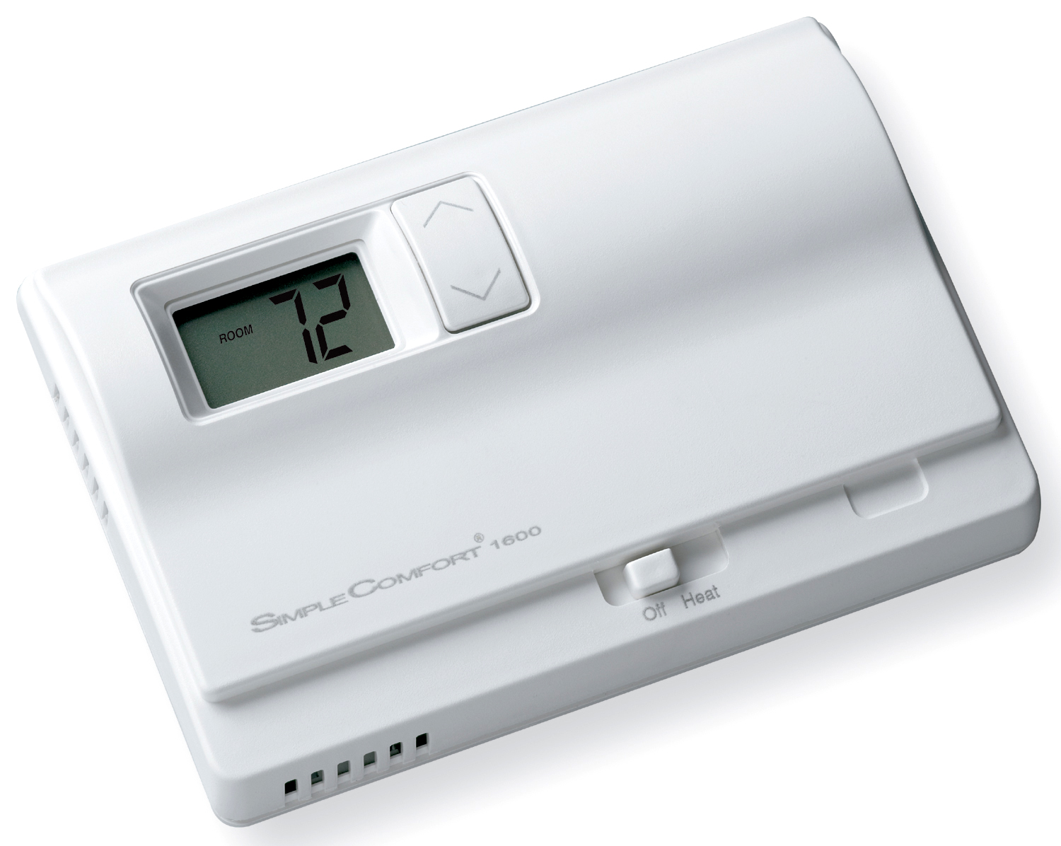 ICM Controls SC1800L ICM Simple Comfort Thermostat Heat Only Battery Remote Sensing