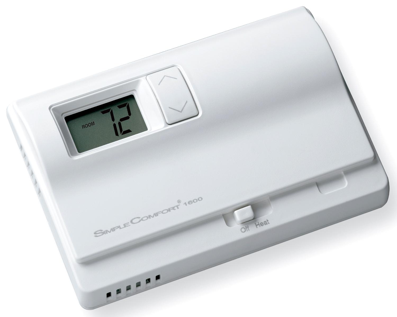 pdf simple comfort thermostat user manual. Black Bedroom Furniture Sets. Home Design Ideas