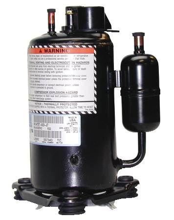 Tecumseh Product Co Rka5512exd Rk147et 021 J7 Compressor