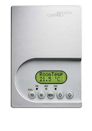 Johnson Controls, Inc  TEC21014 Digital Wall Thermostat