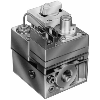 Honeywell VS820A1088 Power Pile Millivolt Combo Gas Valve