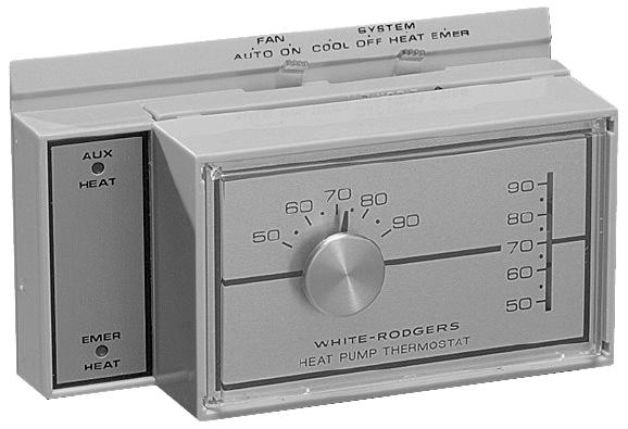 white rodgers emerson  universal heat pump